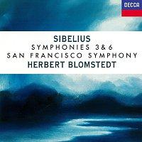 Herbert Blomstedt, San Francisco Symphony – Sibelius: Symphonies Nos. 3 & 6