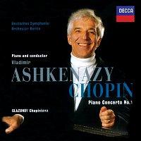 Vladimír Ashkenazy, Deutsches Symphonie-Orchester Berlin – Chopin: Piano Concerto No. 1 / Glazunov: Chopiniana / Franck: Les Dijinns