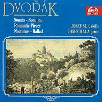 Josef Suk, Josef Hála – Dvořák: Skladby pro housle a klavír