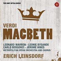 Erich Leinsdorf, Leonard Warren, Leonie Rysanek, Jerome Hines, Carlo Bergonzi, Giuseppe Verdi – Macbeth