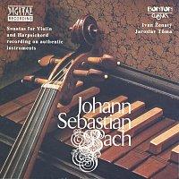 Ivan Ženatý, Jaroslav Tůma – Bach: Sonáty pro housle a cembalo I.