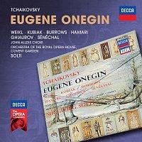 Bernd Weikl, Teresa Kubiak, Stuart Burrows, Julia Hamari, Nicolai Ghiaurov – Tchaikovsky: Eugene Onegin