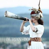 Přední strana obalu CD Bohemia