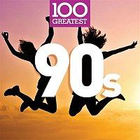 Přední strana obalu CD 100 Greatest90s