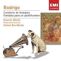 Ernesto Bitetti, Philharmonia Orchestra, Antoni Ros-Marba – Rodrigo: Concierto de Aranjuez; Fantasia para un gentilhombre etc.