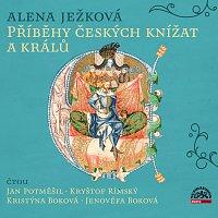 Přední strana obalu CD Ježková: Příběhy českých knížat a králů