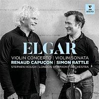 Renaud Capucon, Stephen Hough, London Symphony Orchestra, Simon Rattle – Elgar: Violin Concerto & Violin Sonata