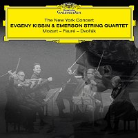 Evgeny Kissin, Emerson String Quartet – The New York Concert [Live in New York City / 2018]