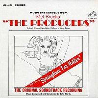 Přední strana obalu CD The Producers