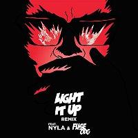 Major Lazer – Light It Up Remix (feat. Nyla & Fuse ODG)