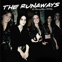Přední strana obalu CD The Runaways - The Mercury Albums Anthology