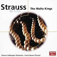 Wiener Volksopernorchester, Franz Bauer-Theussl – Strauss & Co.: The Waltz Kings