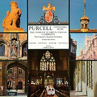 Choir Of St. John's College, Cambridge, James Bowman, Charles Brett, Ian Partridge – Purcell: Te Deum & Jubilate; Complete Funeral Sentences
