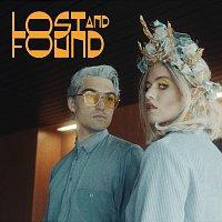 Přední strana obalu CD Lost and Found