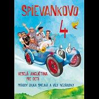 Spievankovo 4. Veselá angličtina pre deti. Príbehy zajka Smejka a víly Nezábudky