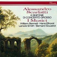 I Musici, William Bennett – Scarlatti, A.: 6 Sinfonie di Concerto Grosso