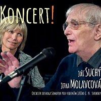 Jiří Suchý, Jitka Molavcová – Koncert!