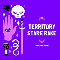 Přední strana obalu CD Territory Stare Rake