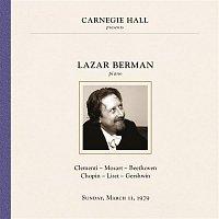 Lazar Berman – Lazar Berman at Carnegie Hall, New York City, March 11, 1979