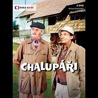 Různí interpreti – Chalupáři (remasterovaná verze) DVD