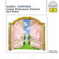 Hedwig Bilgram, London Philharmonic Orchestra, Munchener Bach-Orchester – Handel: Overtures