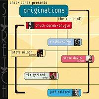 Přední strana obalu CD Origin: Live At The Blue Note
