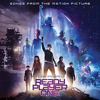 Přední strana obalu CD Ready Player One [Songs From The Motion Picture]