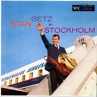 Přední strana obalu CD Stan Getz In Stockholm