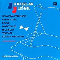 Jan Novotný – Ježek: Klavírní skladby