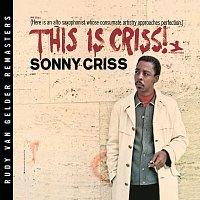 Přední strana obalu CD This Is Criss!