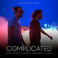 Dimitri Vegas, Like Mike, David Guetta, Kiiara – Complicated (Bassjackers Remix)