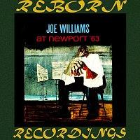 Joe Williams, Coleman Hawkins – At Newport '63 (Expanded, HD Remastered)