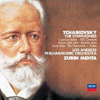 Los Angeles Philharmonic, Israel Philharmonic Orchestra, Zubin Mehta – Tchaikovsky: The Symphonies