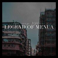 Přední strana obalu CD Legend of Menua
