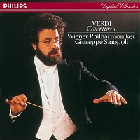 Wiener Philharmoniker, Giuseppe Sinopoli – Verdi: Overtures