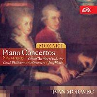 Přední strana obalu CD Mozart: Klavírní koncerty
