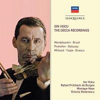 Ion Voicu, London Symphony Orchestra, Rafael Fruhbeck de Burgos, Monique Haas – Ion Voicu - The Decca Recordings