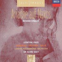 Leontyne Price, Tatiana Troyanos, Edita Gruberova, René Kollo, Sir Georg Solti – R. Strauss: Ariadne auf Naxos