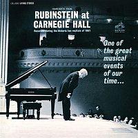 "Arthur Rubinstein, Sergei Prokofiev – Highlights from ""Rubinstein at Carnegie Hall"" - Recorded During the Historic 10 Recitals of 1961"