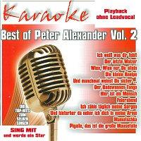Karaokefun.cc VA – Best of Peter Alexander Vol.2 - Karaoke