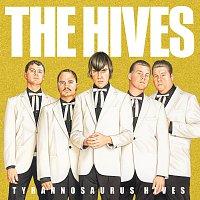 Přední strana obalu CD Tyrannosaurus Hives