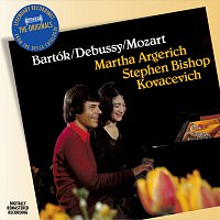 Martha Argerich, Stephen Kovacevich – Music for 2 Pianos by Mozart, Debussy & Bartok