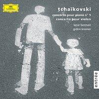 Lazar Berman, Gidon Kremer, Orchestre Philharmonique De Berlin, Lorin Maazel – Tchaikovsky: Concerto pour piano n° 1 - Concerto pour violon