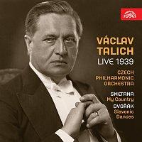 Česká filharmonie, VáclavTalich – Smetana: Má vlast - Dvořák: Slovanské tance op. 72