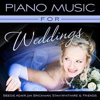 Přední strana obalu CD Piano Music For Weddings