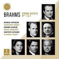 Renaud Capucon, Christoph Koncz, Clemens Hagen, Marie Chilemme, Gérard Caussé, Gautier Capucon – Brahms: String Sextets (Live from Aix Easter Festival 2016)