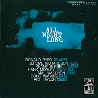 Donald Byrd, Kenny Burrell – All Night Long