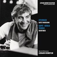Leonard Bernstein, Jacques Offenbach, New York Philharmonic Orchestra – Offenbach: Gaité parisienne  - Suppé: Die schone Galatea Overture - Hérold & Thomas: Overtures