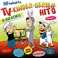 Die Partykids – 18 beliebte TV-Kinderserien-Hits - Folge 3 - KARAOKE
