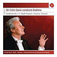 Sir Colin Davis, Johannes Brahms, Symphonieorchester des Bayerischen Rundfunks – Brahms: The 4 Symphonies & Haydn Variations & Piano Concertos